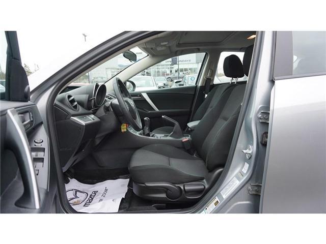 2013 Mazda Mazda3 GS-SKY (Stk: HN1615A) in Hamilton - Image 16 of 38