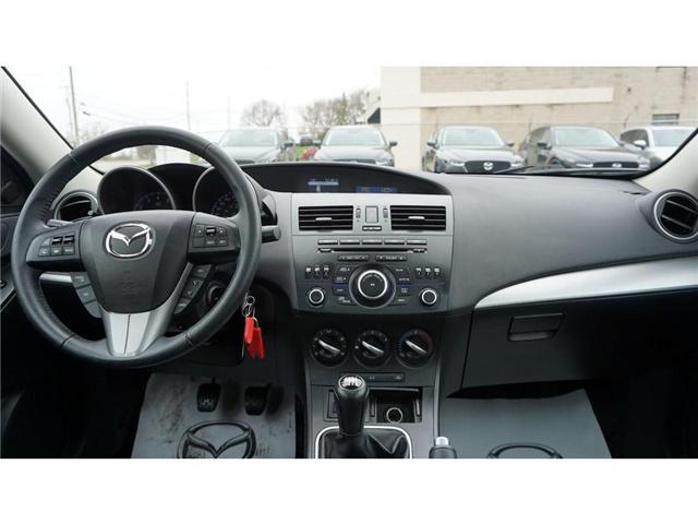 2013 Mazda Mazda3 GS-SKY (Stk: HN1615A) in Hamilton - Image 27 of 38