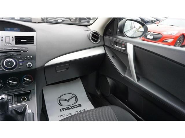 2013 Mazda Mazda3 GS-SKY (Stk: HN1615A) in Hamilton - Image 29 of 38