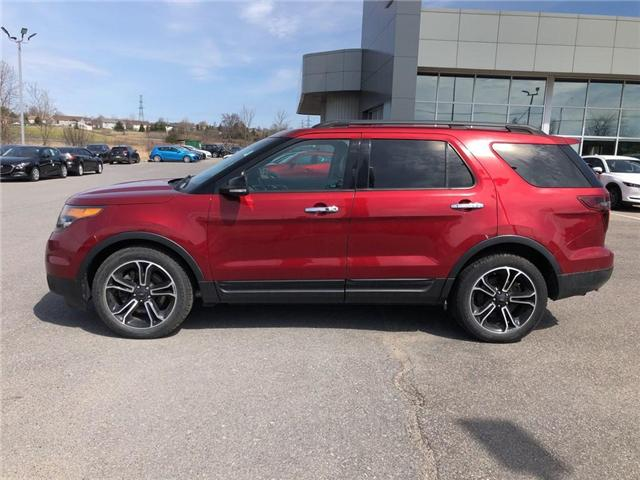 2014 Ford Explorer Sport (Stk: 18T108A) in Kingston - Image 3 of 17