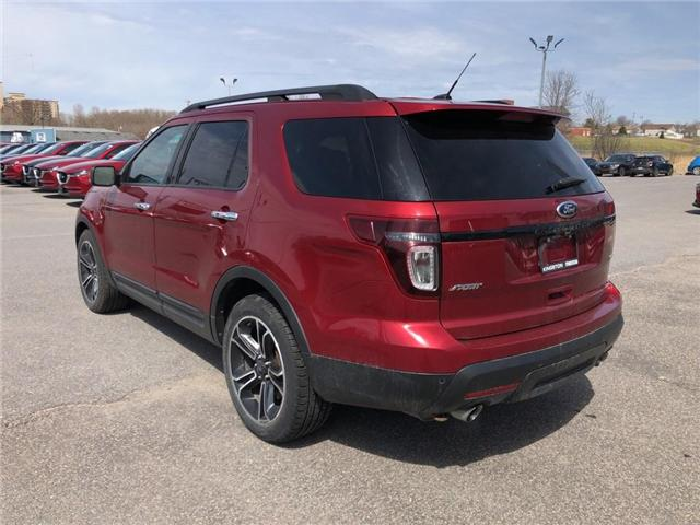 2014 Ford Explorer Sport (Stk: 18T108A) in Kingston - Image 4 of 17