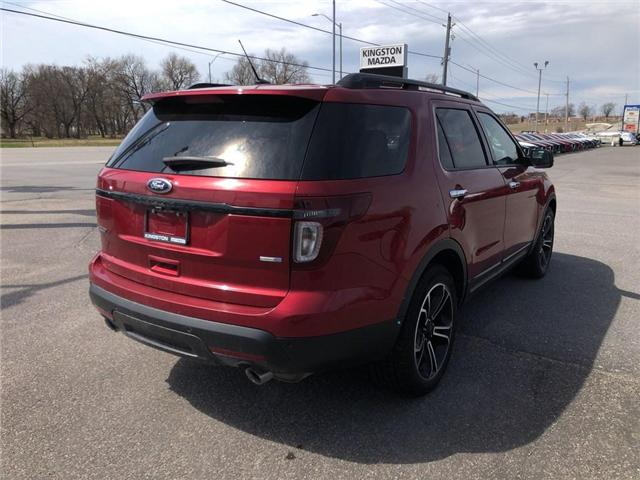 2014 Ford Explorer Sport (Stk: 18T108A) in Kingston - Image 6 of 17