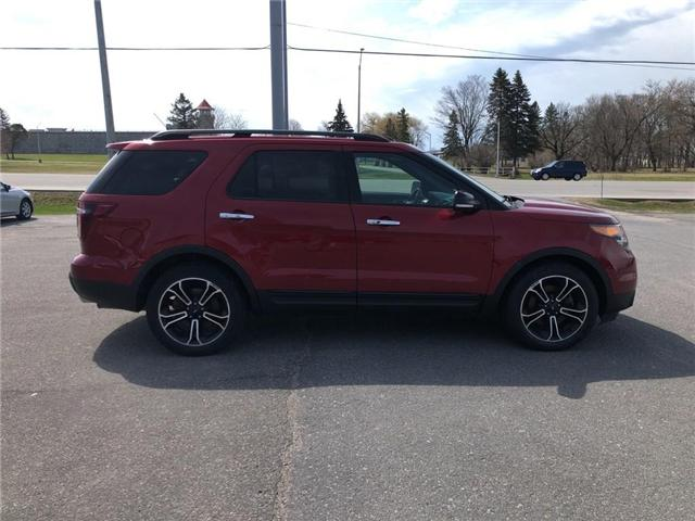 2014 Ford Explorer Sport (Stk: 18T108A) in Kingston - Image 7 of 17