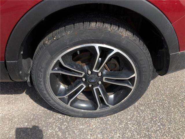 2014 Ford Explorer Sport (Stk: 18T108A) in Kingston - Image 14 of 17