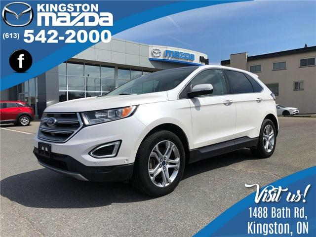 2016 Ford Edge Titanium (Stk: 19T061A) in Kingston - Image 1 of 18