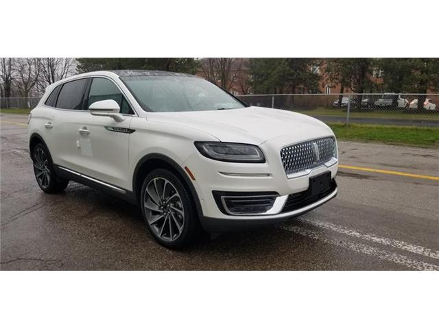 2019 Lincoln Nautilus Reserve (Stk: 19NS1832) in Unionville - Image 1 of 17