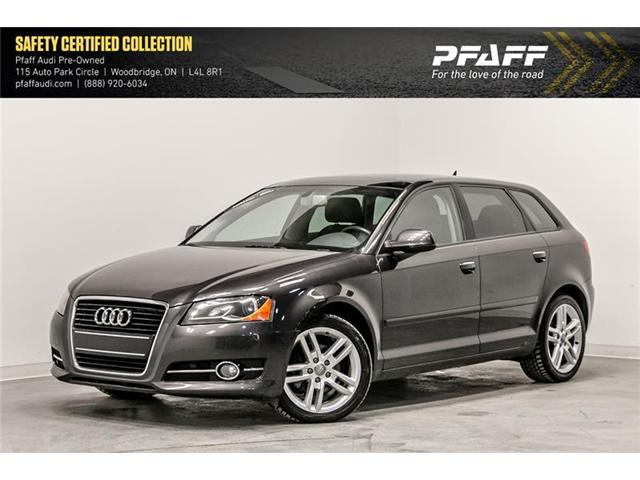 2012 Audi A3 2.0 TDI Progressiv (Stk: C6692) in Woodbridge - Image 1 of 22