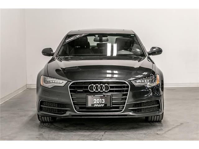 2013 Audi A6 3.0T Premium (Stk: T16695A) in Woodbridge - Image 2 of 22