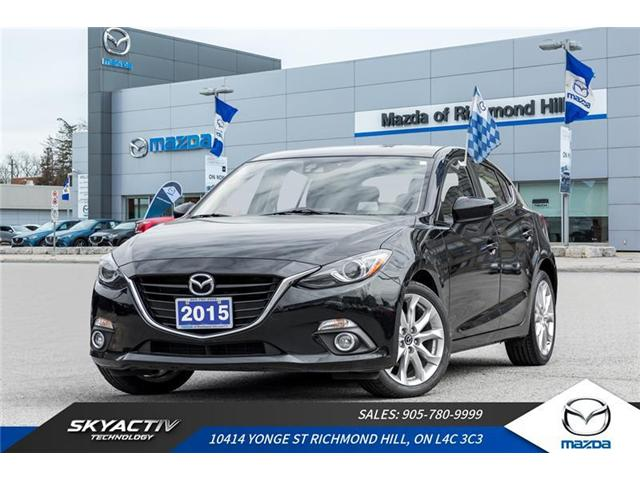 2015 Mazda Mazda3 GT (Stk: P0392) in Richmond Hill - Image 1 of 21