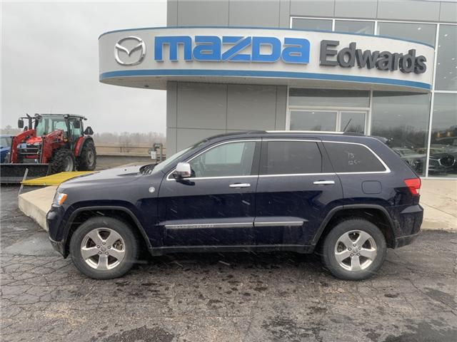 2013 Jeep Grand Cherokee Limited (Stk: 21758) in Pembroke - Image 1 of 12