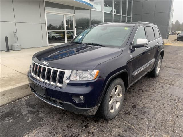 2013 Jeep Grand Cherokee Limited (Stk: 21758) in Pembroke - Image 2 of 12