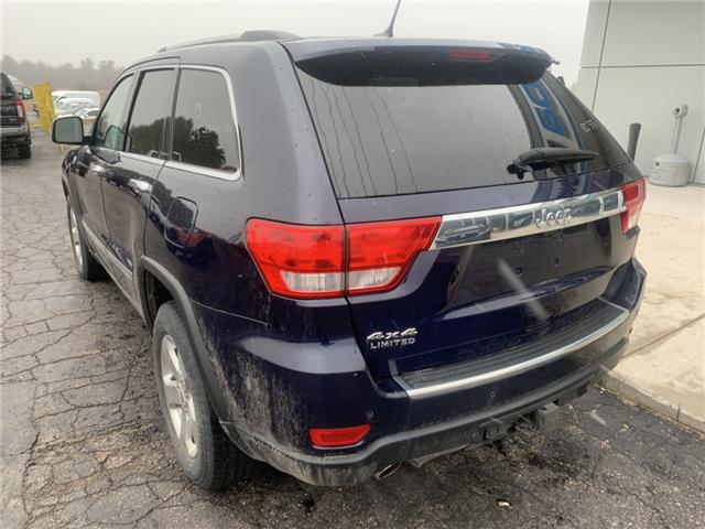 2013 Jeep Grand Cherokee Limited (Stk: 21758) in Pembroke - Image 3 of 12