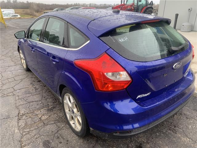 2014 Ford Focus Titanium (Stk: 21750) in Pembroke - Image 3 of 12