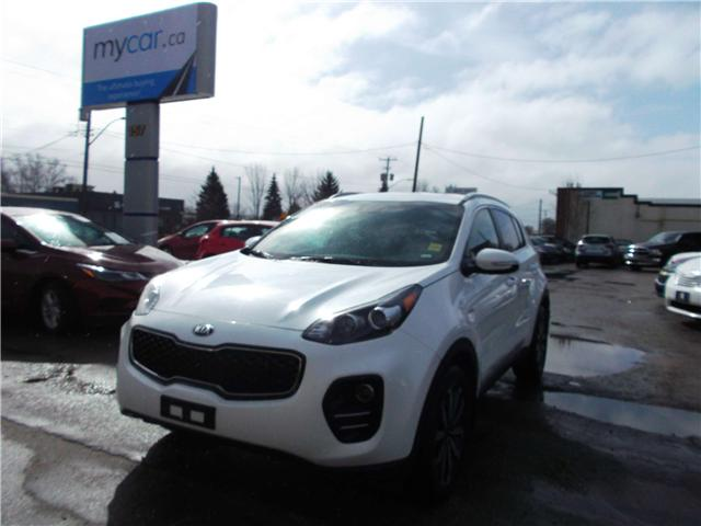 2019 Kia Sportage EX (Stk: 190435) in North Bay - Image 2 of 13