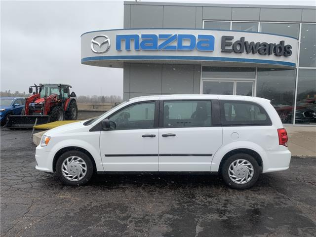 2015 Dodge Grand Caravan SE/SXT (Stk: 21767) in Pembroke - Image 1 of 9