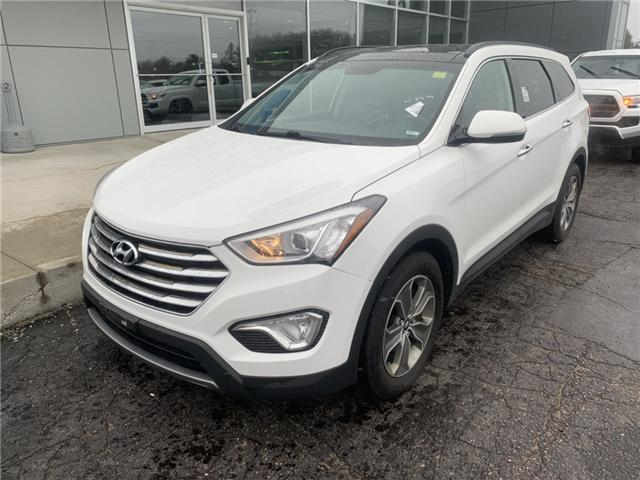2013 Hyundai Santa Fe XL Luxury (Stk: 21771) in Pembroke - Image 2 of 12