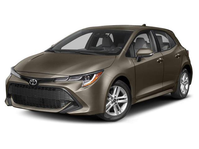 2019 Toyota Corolla Hatchback Base (Stk: 1901421) in Edmonton - Image 1 of 9