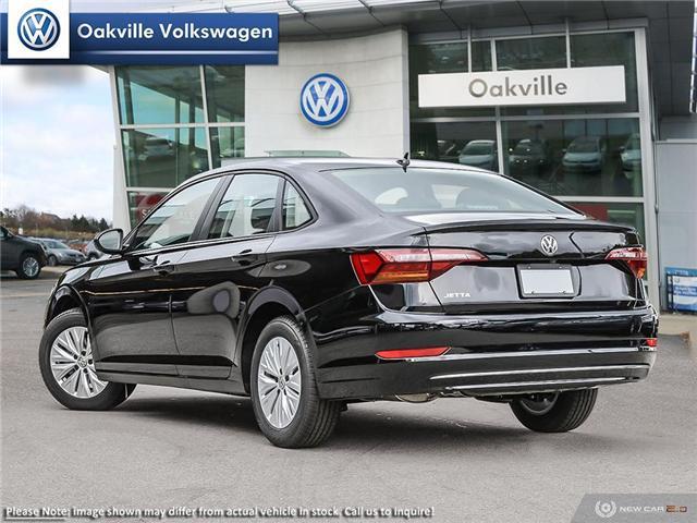 2019 Volkswagen Jetta 1.4 TSI Comfortline (Stk: 20525) in Oakville - Image 4 of 23