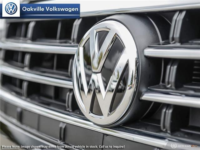 2019 Volkswagen Jetta 1.4 TSI Comfortline (Stk: 20525) in Oakville - Image 9 of 23