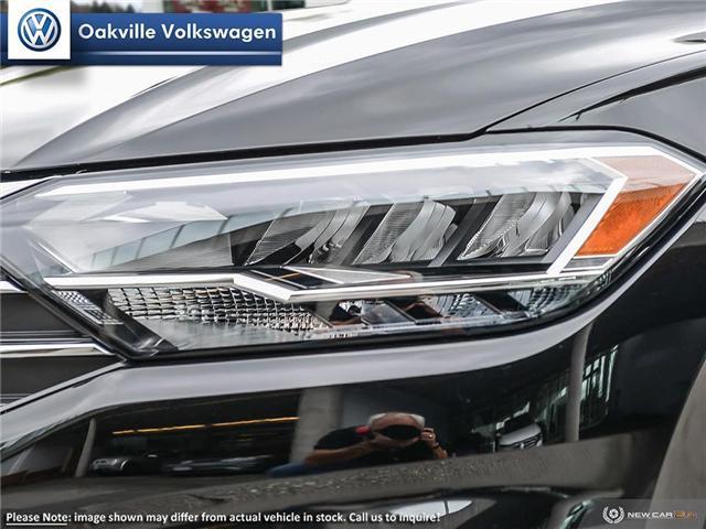 2019 Volkswagen Jetta 1.4 TSI Comfortline (Stk: 20525) in Oakville - Image 10 of 23