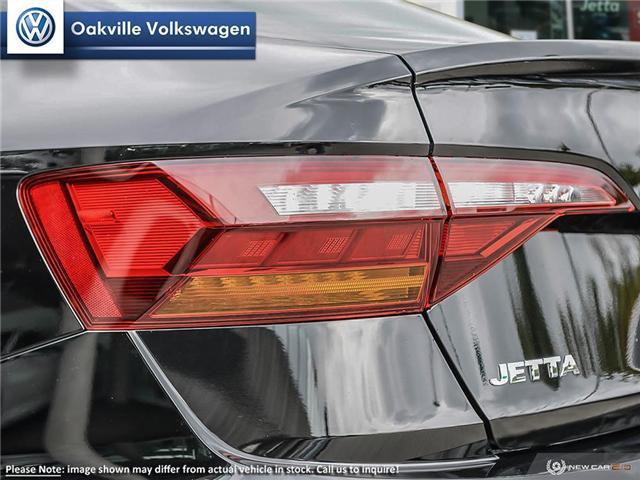 2019 Volkswagen Jetta 1.4 TSI Comfortline (Stk: 20525) in Oakville - Image 11 of 23