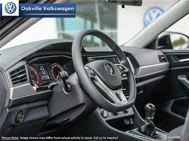 2019 Volkswagen Jetta 1.4 TSI Comfortline (Stk: 20525) in Oakville - Image 12 of 23