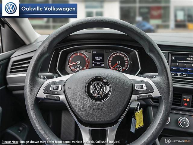 2019 Volkswagen Jetta 1.4 TSI Comfortline (Stk: 20525) in Oakville - Image 13 of 23
