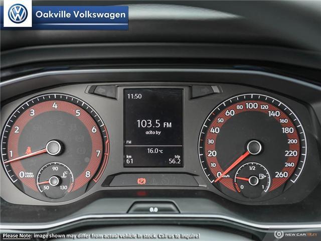 2019 Volkswagen Jetta 1.4 TSI Comfortline (Stk: 20525) in Oakville - Image 14 of 23