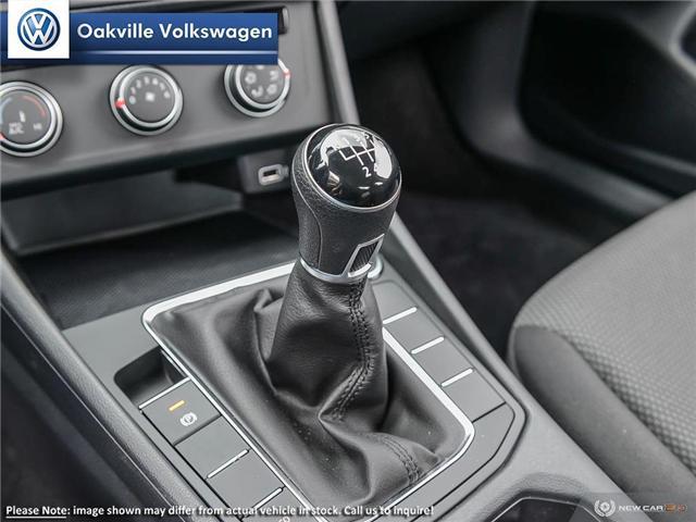 2019 Volkswagen Jetta 1.4 TSI Comfortline (Stk: 20525) in Oakville - Image 17 of 23