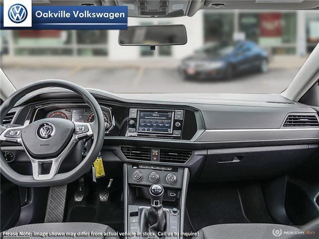 2019 Volkswagen Jetta 1.4 TSI Comfortline (Stk: 20525) in Oakville - Image 22 of 23
