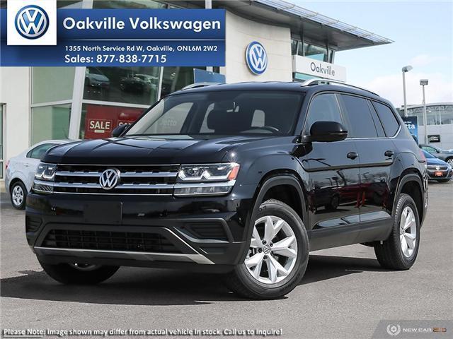2019 Volkswagen Atlas 2.0 TSI Trendline (Stk: 21200) in Oakville - Image 1 of 23
