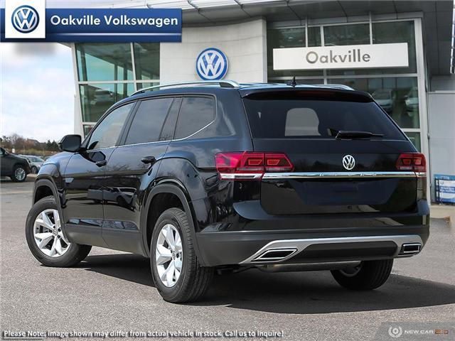2019 Volkswagen Atlas 2.0 TSI Trendline (Stk: 21200) in Oakville - Image 4 of 23