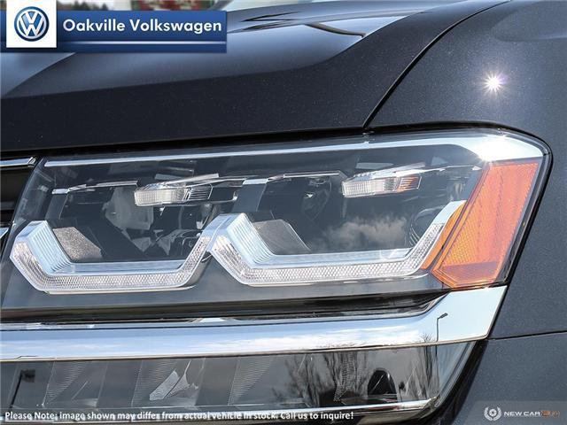 2019 Volkswagen Atlas 2.0 TSI Trendline (Stk: 21200) in Oakville - Image 10 of 23