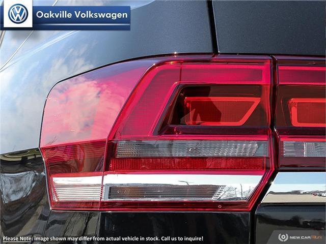 2019 Volkswagen Atlas 2.0 TSI Trendline (Stk: 21200) in Oakville - Image 11 of 23