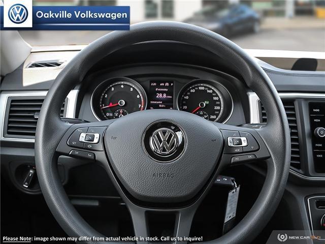 2019 Volkswagen Atlas 2.0 TSI Trendline (Stk: 21200) in Oakville - Image 13 of 23