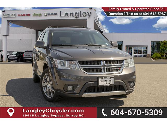 2015 Dodge Journey R/T (Stk: EE902470) in Surrey - Image 1 of 27