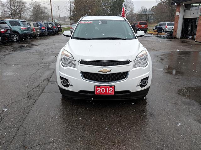 2012 Chevrolet Equinox 1LT (Stk: ) in Cobourg - Image 1 of 13