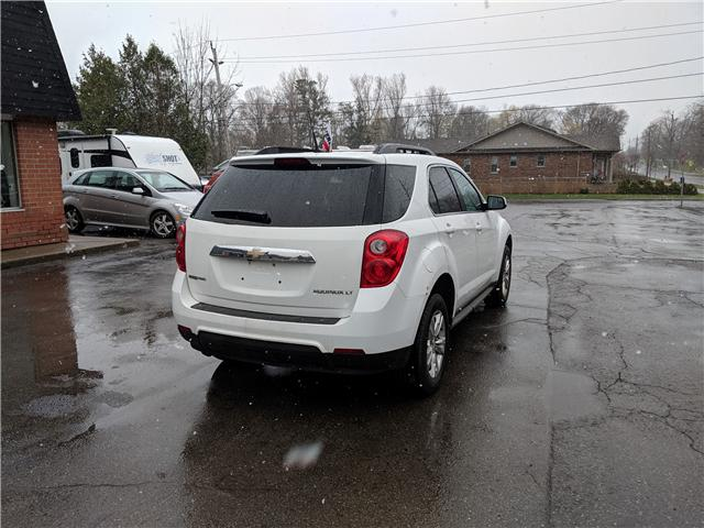 2012 Chevrolet Equinox 1LT (Stk: ) in Cobourg - Image 4 of 13