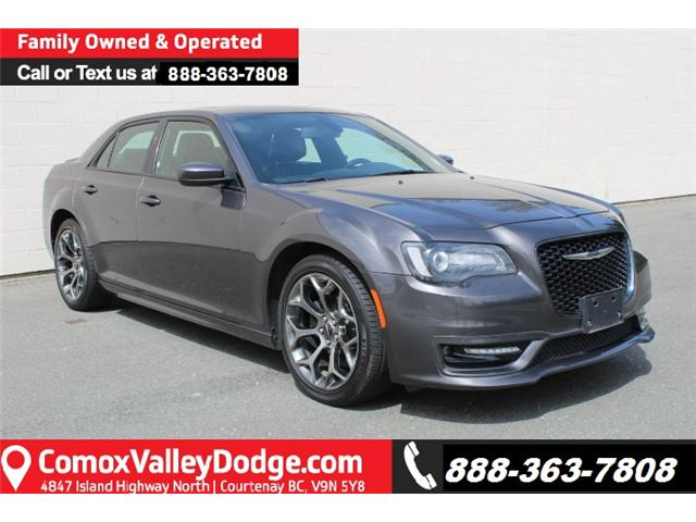 2018 Chrysler 300 S (Stk: H195610) in Courtenay - Image 1 of 30