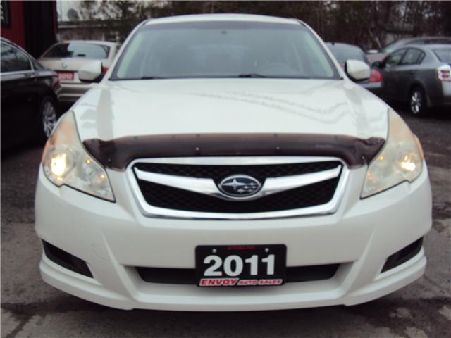 2011 Subaru Legacy PZEV (Stk: ) in Ottawa - Image 2 of 29