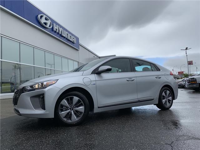 2019 Hyundai Ioniq Plug-In Hybrid Preferred (Stk: H95-7362) in Chilliwack - Image 1 of 11