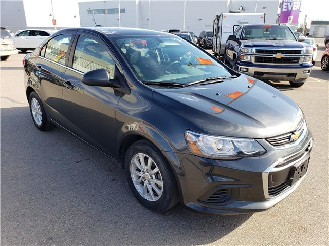 2017 Chevrolet Sonic LT Auto (Stk: P4491A) in Saskatoon - Image 2 of 27