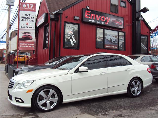 2011 Mercedes-Benz E-Class Base (Stk: ) in Ottawa - Image 1 of 30