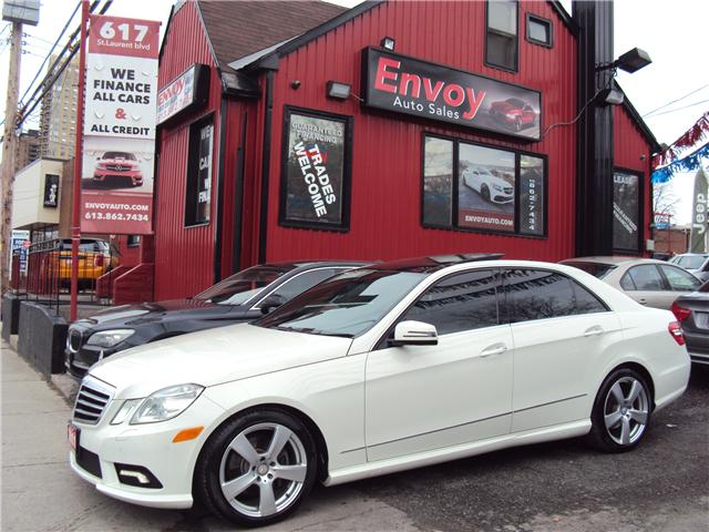 2011 Mercedes-Benz E-Class Base (Stk: ) in Ottawa - Image 2 of 30