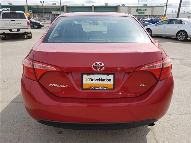 2017 Toyota Corolla LE (Stk: A2693) in Saskatoon - Image 4 of 37