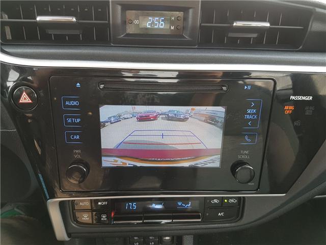 2017 Toyota Corolla LE (Stk: A2693) in Saskatoon - Image 14 of 37