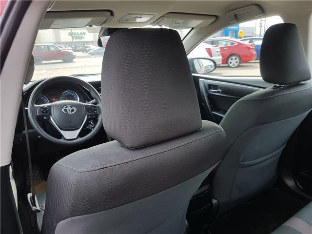 2017 Toyota Corolla LE (Stk: A2693) in Saskatoon - Image 21 of 37