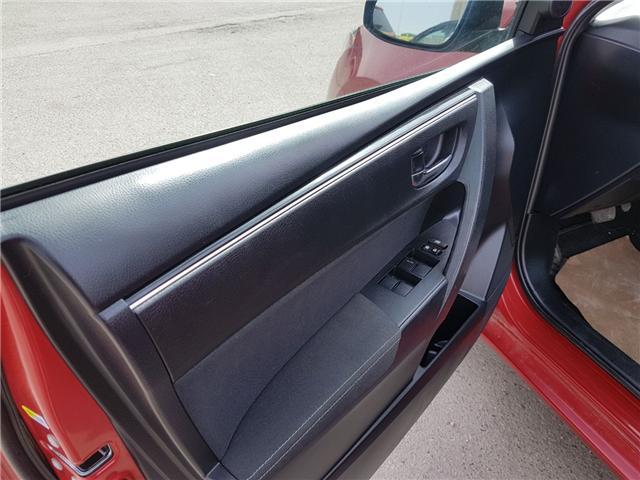 2017 Toyota Corolla LE (Stk: A2693) in Saskatoon - Image 35 of 37