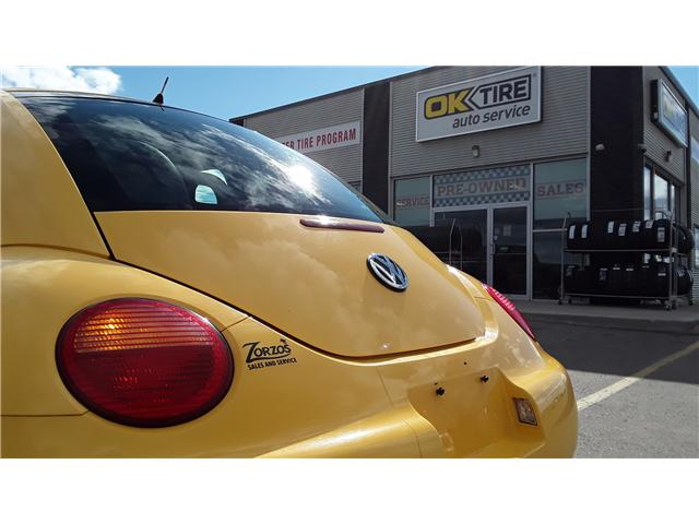 2000 Volkswagen New Beetle GLS 1.8L (Stk: P437) in Brandon - Image 2 of 13