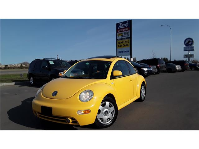 2000 Volkswagen New Beetle GLS 1.8L (Stk: P437) in Brandon - Image 1 of 13